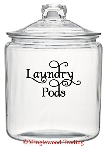 Black - Laundry PODS 5