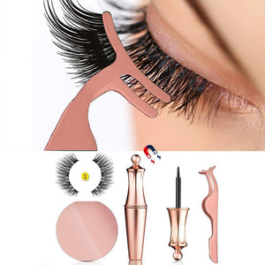 Magnetic Eyeliner & Lashes Kit