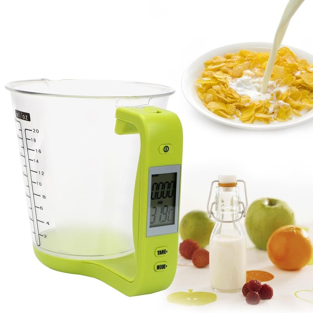 Electronic Measuring Cup Kitchen Scales
