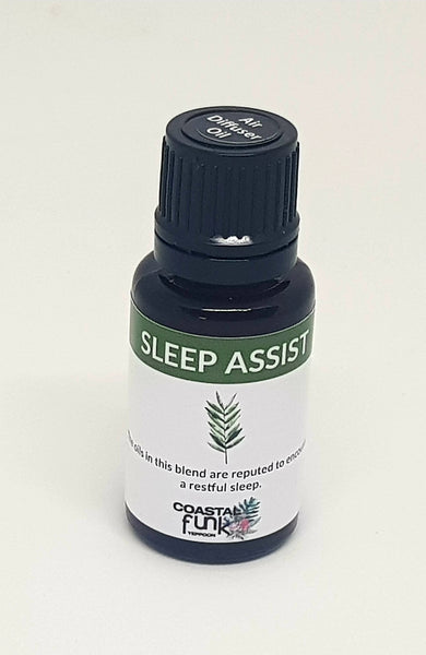 Sleep Assist Air Diffuser Essential Oil - Coastalfunk
