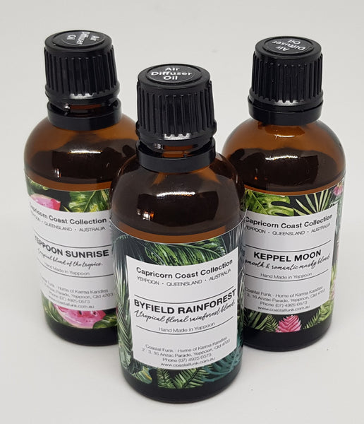 Capricorn Coast Collection Diffuiser Oils - Coastalfunk