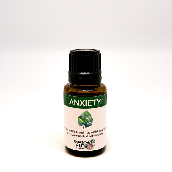 Anxiety Essential Air Diffuser Oil - Coastalfunk