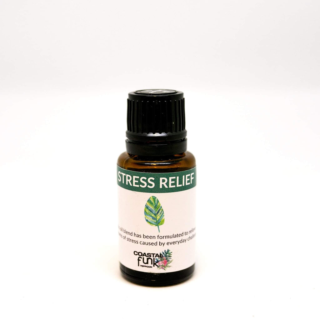 Stress Relief Air Diffuser Essential Oil Blend
