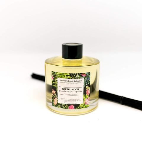 Capricorn Coast Collection Reed Diffusers - Coastalfunk