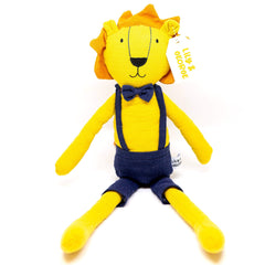 Leo The Lion Doll - Coastalfunk