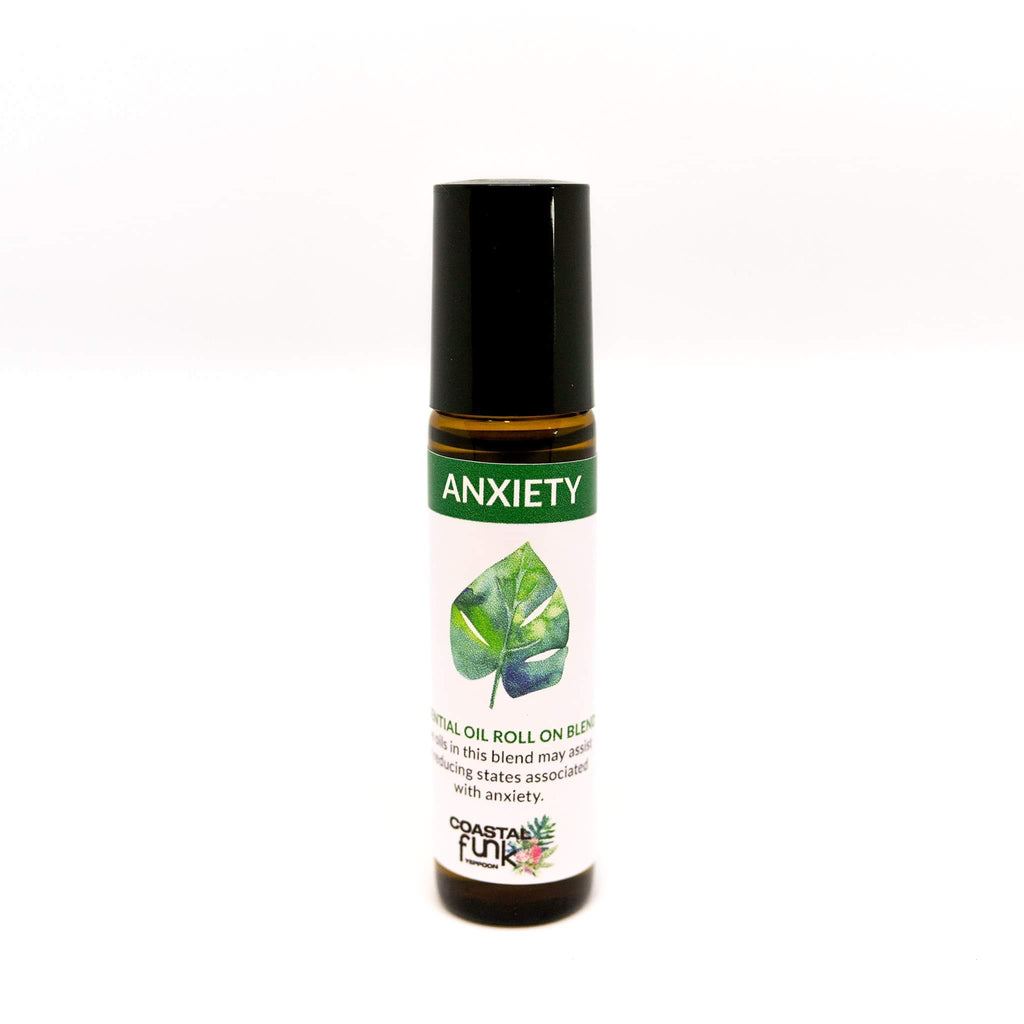 Anxiety Essential Oil Blend roll on