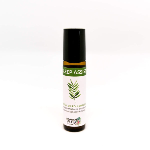 Sleep Assist Essential Oil Blend roll on