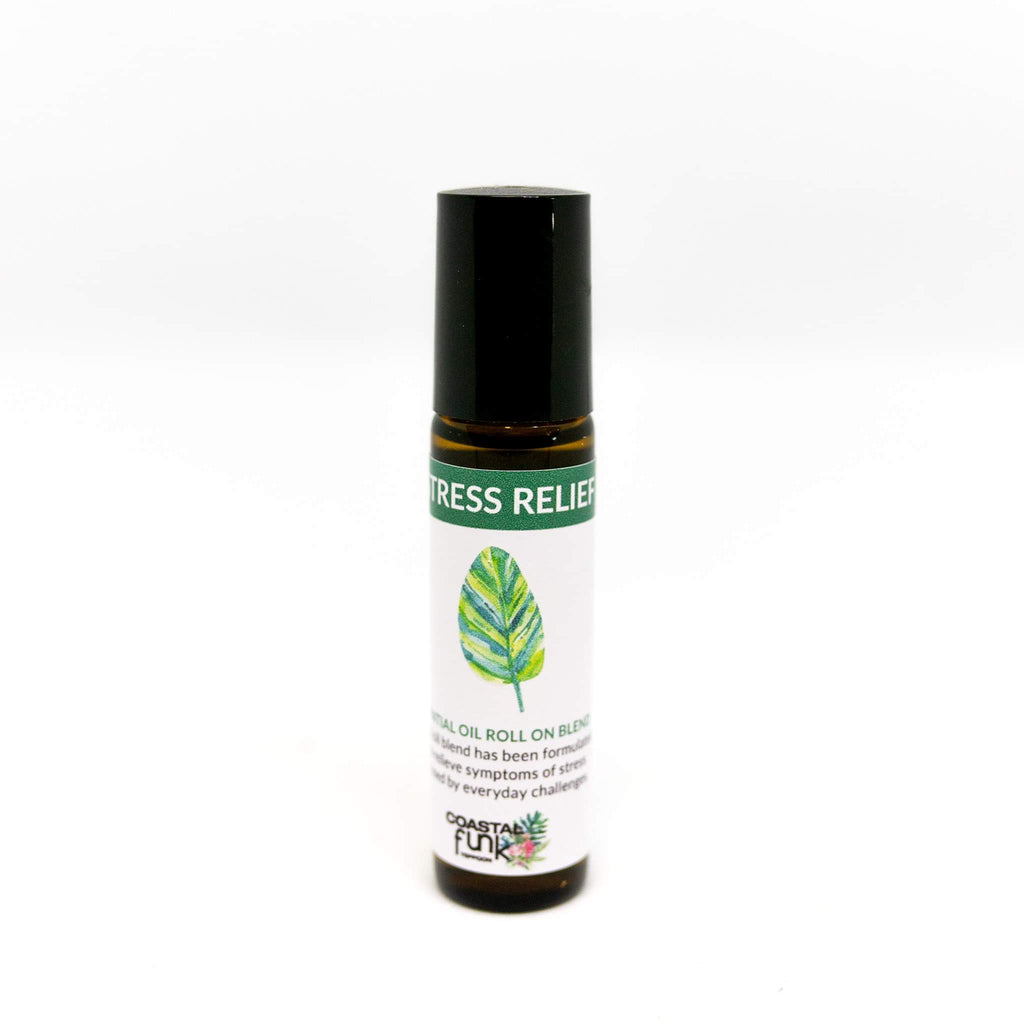 Stress Relief Essential Oil Blend roll on