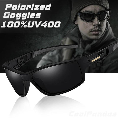 Army-lux, Polarized Sunglasses Men sport Goggles
