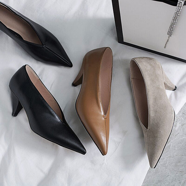 Escarpin Vanake - Shoes Elegance