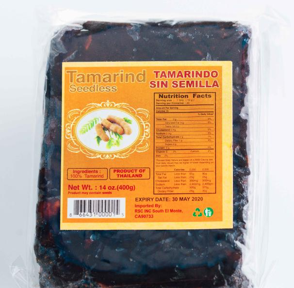Tamarind Pulp Package