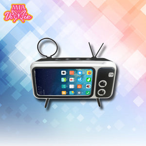 TV Phone Stand Speaker