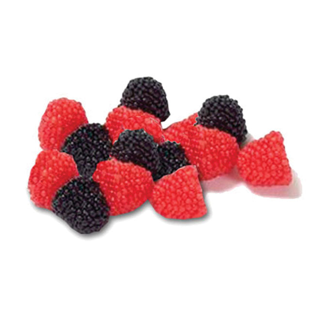 Gummi Raspberries