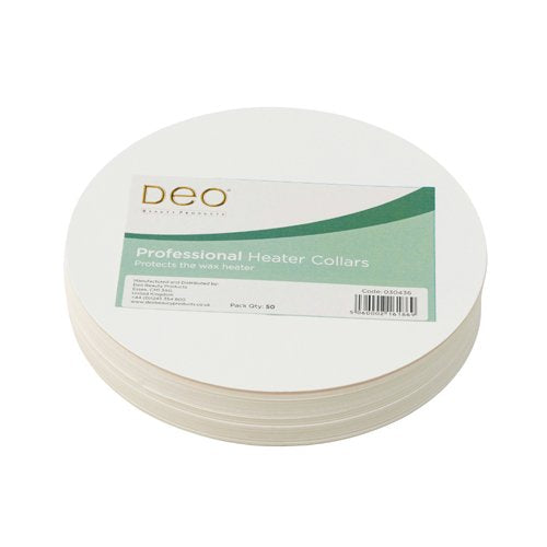 Collerettes jetables DEO - 425g / 450g (X50)