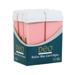 Cire Roll'on Rose Deo - Paquet de 6
