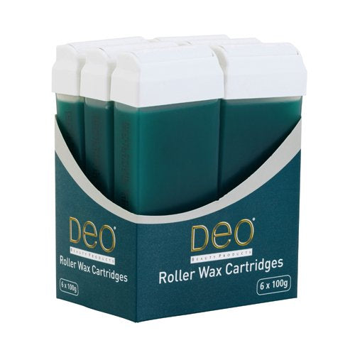 Cire Roll'on Tea Tree Deo - Paquet de 6