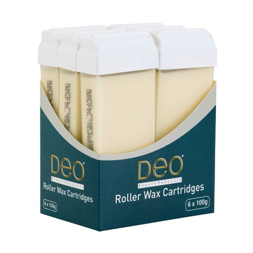 Cire crème Roll'on Deo - Paquet de 6