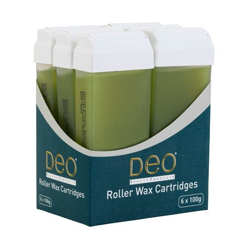 Cire Roll'on Aloe Vera Deo - Paquet de 6