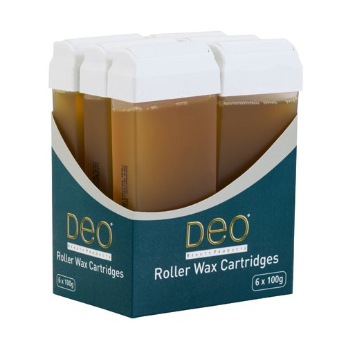 Cire Roll'on Soft Wax Deo - Paquet de 6