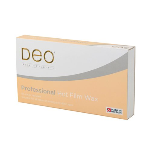 Cire pelable en Tablette Deo Hot Wax