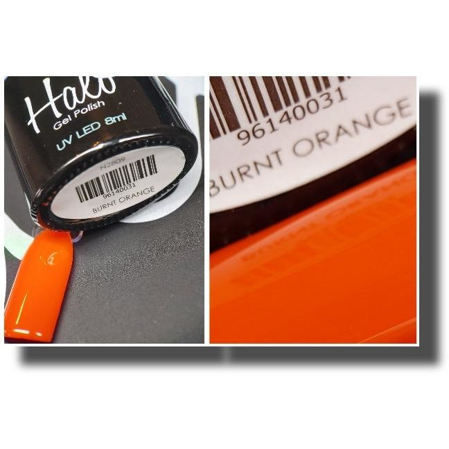 Halo 8ml Burnt Orange