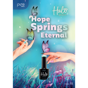 "Poster (#19) A2 Halo ""Hope Spring Eternal"""