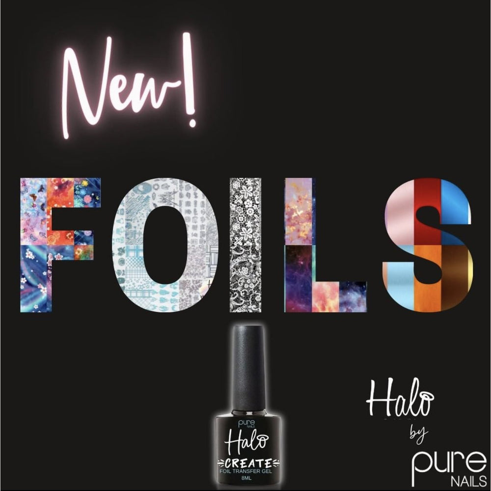 Halo collection Foils 'Halo Create'