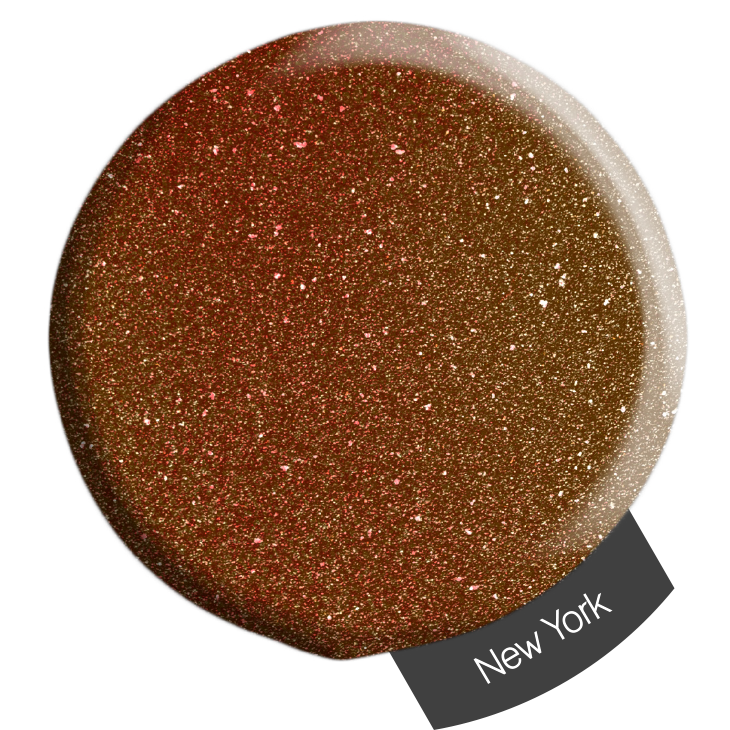 Halo Create - Glitter Acrylic Powder New York 13g