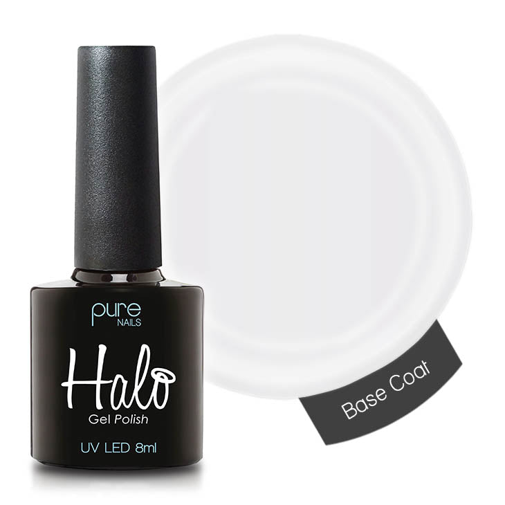 Halo Base Coat Semi-Permanent 8ml