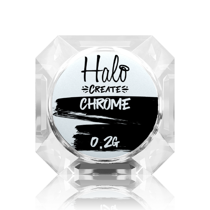 Halo Create - Chrome #BeBright