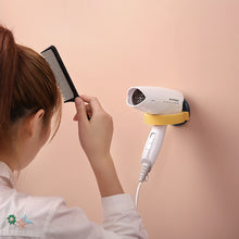Load image into Gallery viewer, Hair dryer holder-Yellow and Green