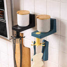 Load image into Gallery viewer, Hanging Kitchen Hooks-White