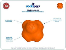 Load image into Gallery viewer, SP Large Crazy Bounce -Chew Toy & Retrieving Toy - Orange