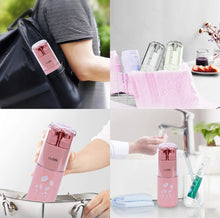Load image into Gallery viewer, Travel Toothbrush Cup Case - PINK