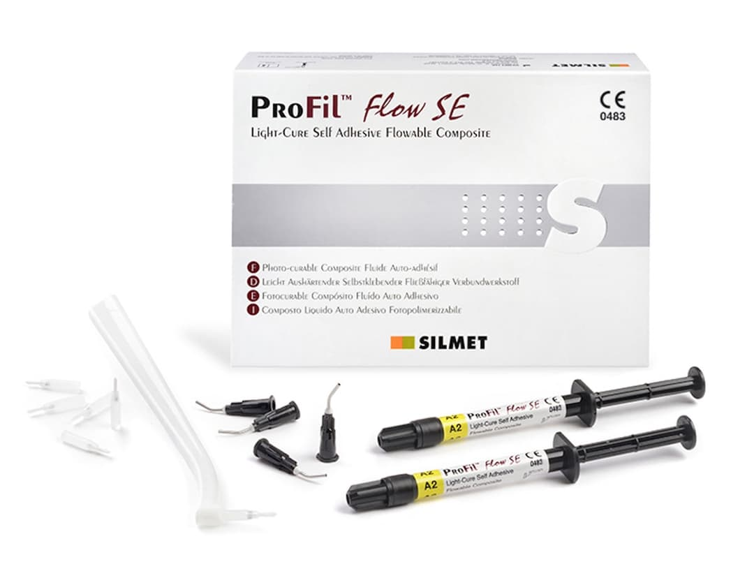 PROFIL FLOW SE LIGHT CURE SELF ADHESIVE FLOWABLE