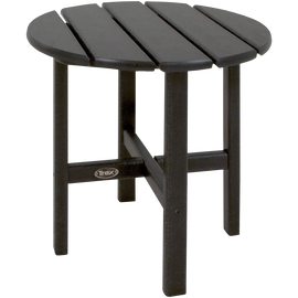 test esTrex Outdoor Furniture Cape Cod Round 18-Inch Side Table