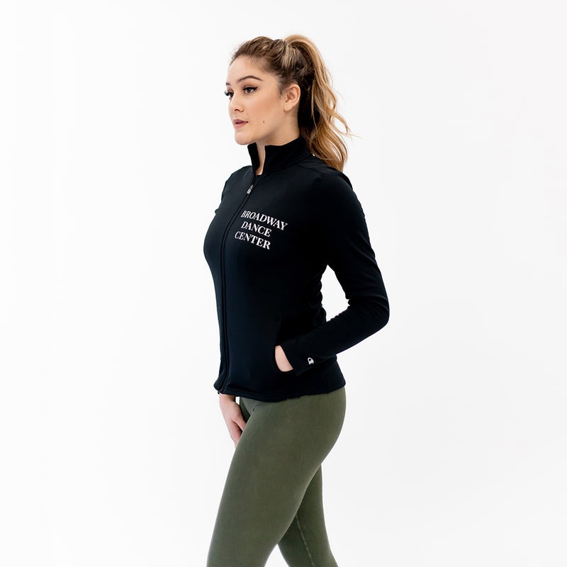 Dance Fleece Full-Zip