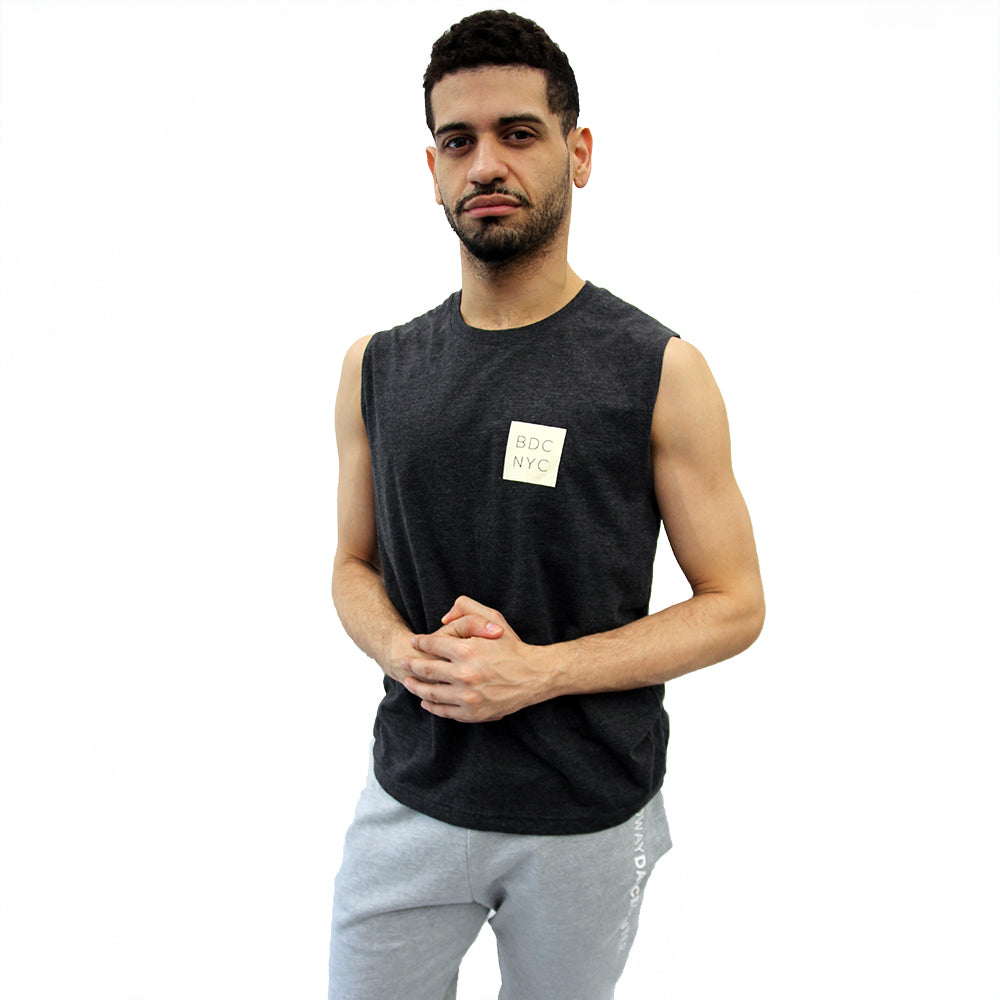 Pocket Patch Muscle Tank