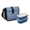 Tatay Urban Food Roll & Go Denim Blue con 2 Top Flex 0.5L