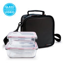 Bolsa Térmica Iris Lunchbag Basic Color Negro