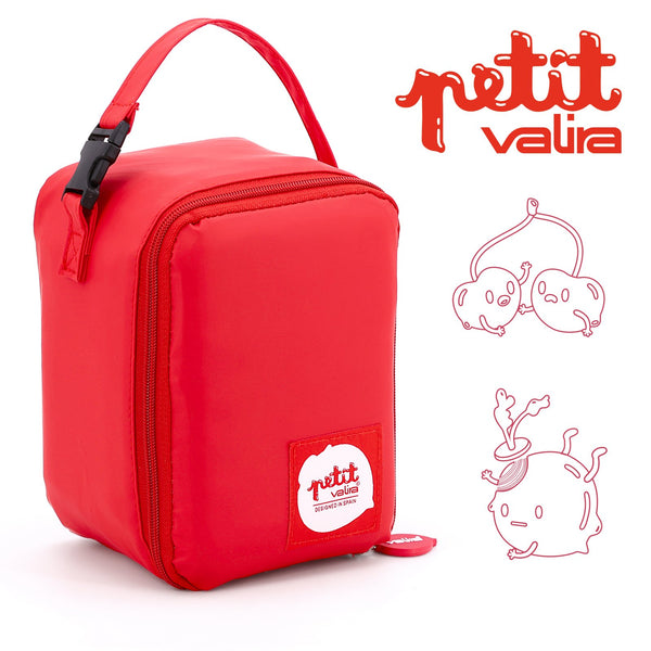 Valira Petit Lunch Bag Color Frambuesa