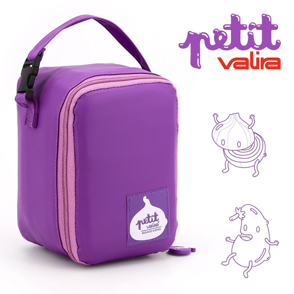 Valira Petit Lunch Bag Color Morado