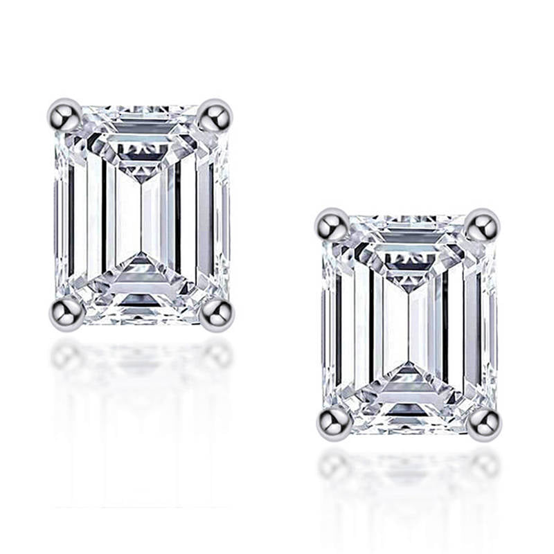 MW Fashion Moissanite Earrings - mwring