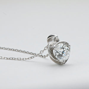 MW Fashion Moissanite Pendant - mwring