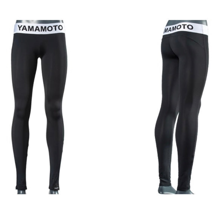 Fit Leggings With Logo<br>Waistband<br>ロゴ付きFitレギンス  ウエストバンド