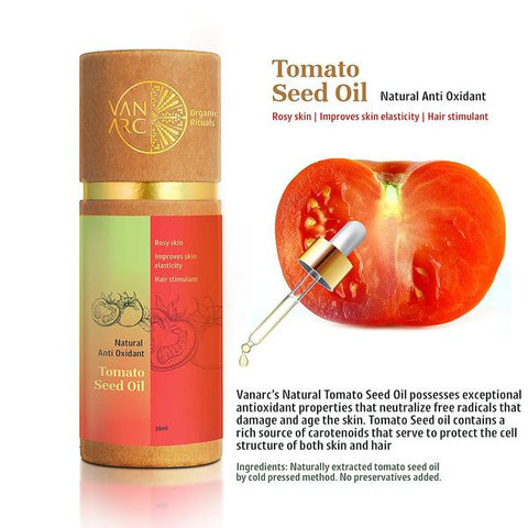 tomato seed essential oil