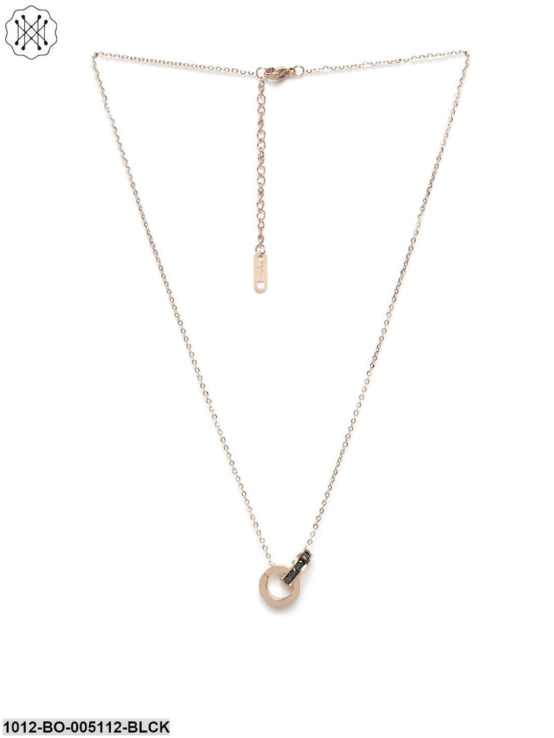 Prita Women Silver-Plated Chain
