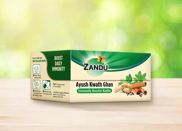 Zandu Ayush Kwath Ghan