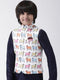 Hangup Boys Polyester Blend Printed  Multi Color Waistcoat(Kid_Nehru_KW3)