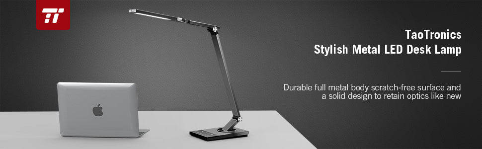 TaoTronics Desk Lamp DL16 Stylish Metal